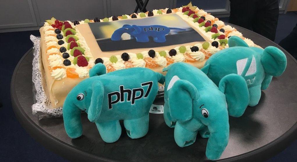 php7 cake