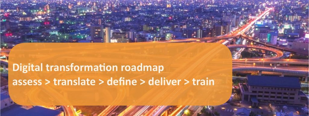 Digital transformation roadmap