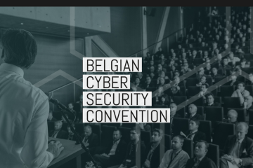 Belgian Cyber Security Convention 2019