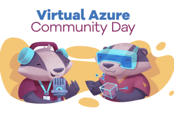 Microsoft Virtual Azure Community Day